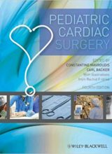 Pediatric Cardiac Surgery 4th Edition 2013