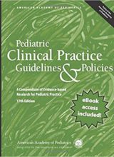 Pediatric Clinical Practice Guidelines & Policies 17th Edition 2017
