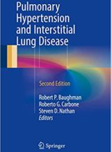 Pulmonary Hypertension and Interstitial Lung Disease 2nd Edition 2017