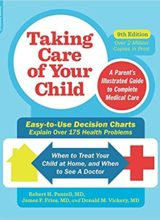Taking Care of Your Child 9th edition 2015
