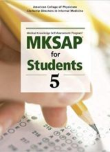 MKSAP for Students 5 5th by American College of Phyisicans and the Clerkship Directors i published by ACP Press 2011