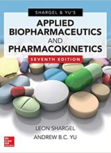 Applied Biopharmaceutics and Pharmacokinetics7th edition
