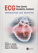 ECG Time Series Variability Analysis Engineering and Medicine 1st Edition 2018