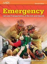 Emergency Care and Transportation of the Sick and Injured 11th Edition 2017