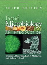 Food Microbiology An Introduction 3rd edition