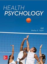 Health Psychology 10th Edition 2017