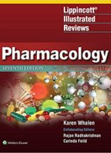 Lippincott Illustrated Reviews Pharmacology 7th edition 2019