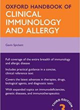 Oxford Handbook of Clinical Immunology and Allergy 3rd edition