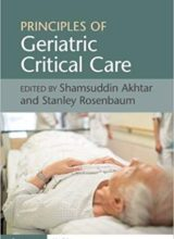 Principles of Geriatric Critical Care 2018