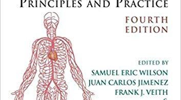 Vascular Surgery Principles and Practice Fourth Edition 4th Edition 2017