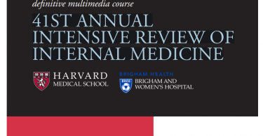 41ST ANNUAL INTENSIVE REVIEW OF INTERNAL MEDICINE 2018