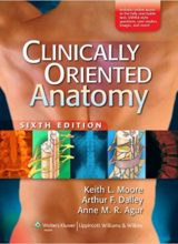 Clinically Oriented Anatomy 6th edition
