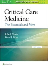 Critical Care Medicine The Essentials and More Fifth Edition