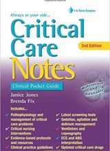 Critical Care Notes 2e