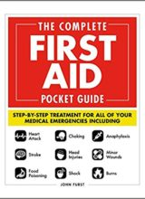 First Aid Pocket Guide 1st edition 2018