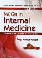 MCQs in Internal Medicine 5th Edition 2017