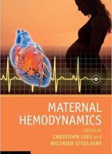 Maternal Hemodynamics 1st Edition 2018
