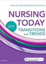 Nursing Today: Transition and Trends 9th Edition 2017