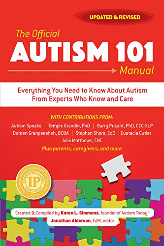 The Official Autism 101 Manual 3rd Edition 2018