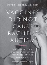 Vaccines Did Not Cause Rachel's Autism 1st Edition 2019
