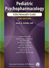 Pediatric Psychopharmacology for Primary Care 2nd Edition 2019
