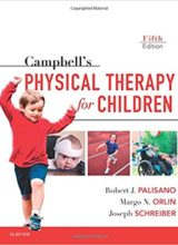 Campbell's Physical Therapy for Children 5th Edition 2017