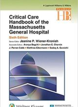 Critical Care Handbook of the Massachusetts General Hospital 6th Edition 2016
