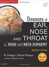 Diseases of Ear, Nose and Throat 7th Edition 2018