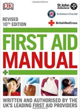 First Aid Manual 10th Edition 2016