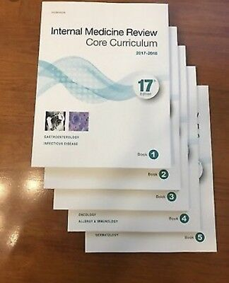 MedStudy 17th Edition Internal Medicine Review Core
