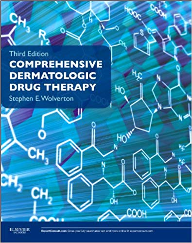 Comprehensive Dermatologic Drug Therapy 3rd Edition