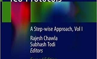 ICU Protocols A Stepwise Approach Vol I 2nd 2020 Edition