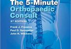 The 5 Minute Orthopaedic Consult 3rd Edition