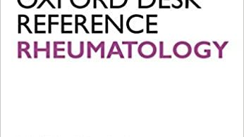 Oxford Desk Reference Rheumatology