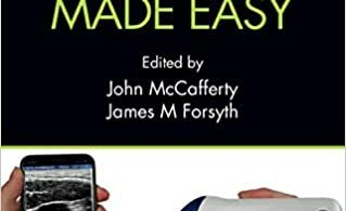 Point of Care Ultrasound Made Easy 1st Edition 2020