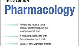 Deja Review Pharmacology 3rd Edition