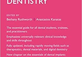 Oxford Handbook of Clinical Dentistry 7th Edition