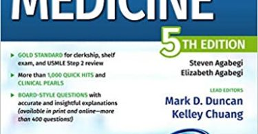 Step-Up to Medicine Step-Up Series 5th Edition