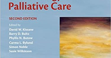 Oxford Textbook of Communication in Oncology and Palliative Care 2nd Edition