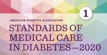 Standards of Medical Care in Diabetes 2020