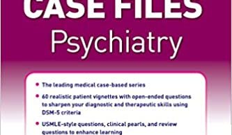 Case Files Psychiatry 6th Edition