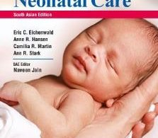 Cloherty and Stark's Manual of Neonatal Care South Asian Edition – 1st edition