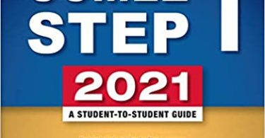 First Aid for the USMLE Step 1 2021 31st Edition