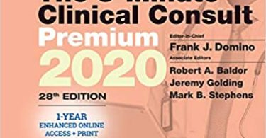 The 5-Minute Clinical Consult Premium 2020 28th ed