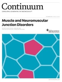 Muscle and Neuromuscular Junction Disorders