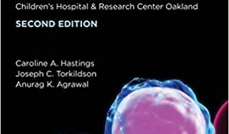 Handbook of Pediatric Hematology and Oncology Children′s Hospital and Research Center Oakland – 2nd edition