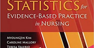 Statistics for Evidence-Based Practice in Nursing 3rd Edition