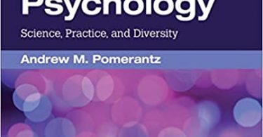 Clinical Psychology Science Practice and Diversity 5th Edition