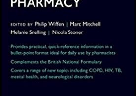 Oxford Handbook of Clinical Pharmacy 3rd Edition