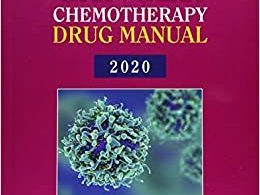 Physicians' Cancer Chemotherapy Drug Manual 20th Edition 2020